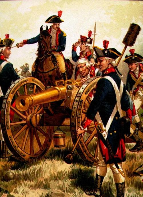 General George Washington Revolutionary War UNIFORMS OF THE AMERIC...
