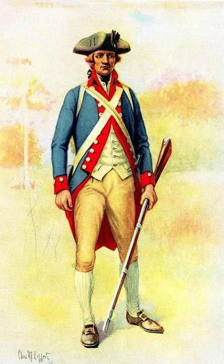 Revolutionary War Uniforms Patriots | www.imgkid.com - The ...