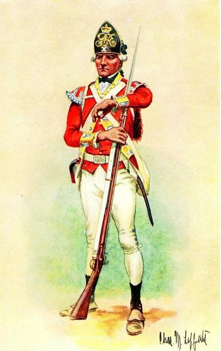 American Uniforms During Revolutionary War American Revolutionary War