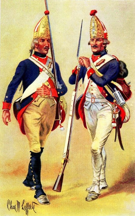 Best Uniforms Of The American Revolution Page 3
